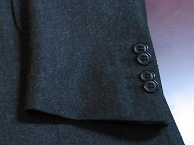 オリジナル・袖仕様