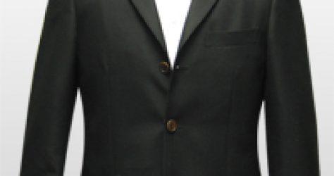 春夏の店長スーツ