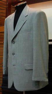 3釦2掛スーツ
